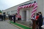 Открытие производственного цеха и магазина MARK FORMELLE в г.п. Лиозно