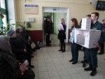 В здании автостанции работниками МЧС совместно с РК ОО БРСМбыла проведена профилактическая акция.