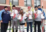 Победители культурно-спортивного праздника «Лиозненская лыжня-2019»- районный отдел по чрезвычайным ситуациям
