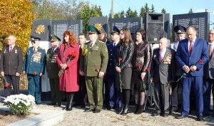 75-лет со дня освобождения Лиозненского района от немецко-фашистских захватчиков